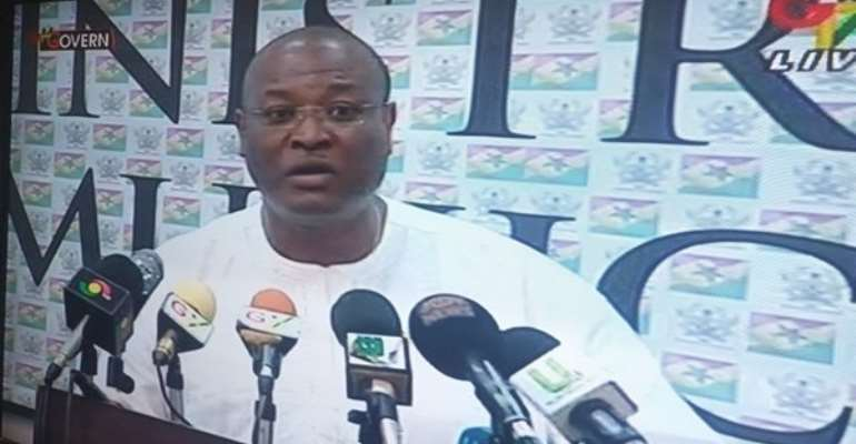 Health minister rules out gov't intervention in Korle-Bu crisis