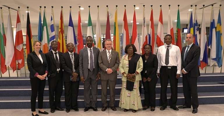 AGI visits EU to spearhead Private Sector advocacy for regional Integration in ECOWAS