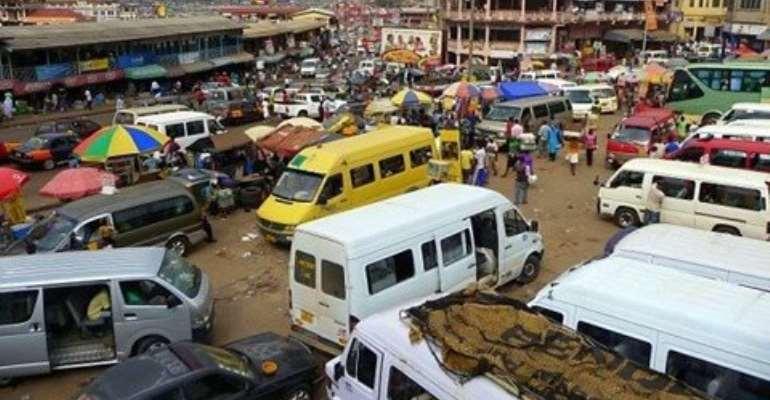Transport fares go up 15%