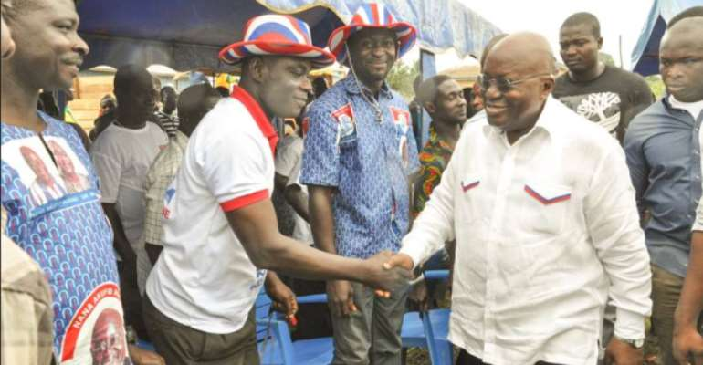 Akufo-Addo Warns MP Aspirants To Stop Using His Name To Campaign