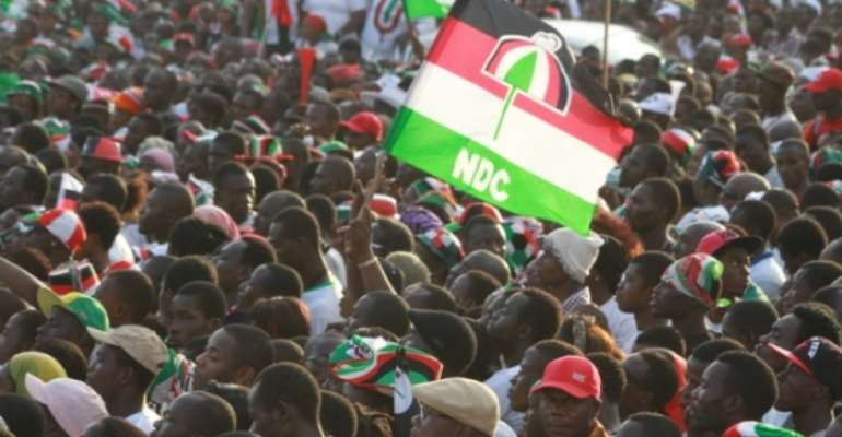 NDC wishes Ghanaians well on the occasion of Christmas
