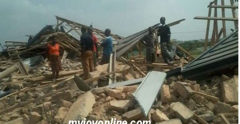 Adjei Kojo residents demand return of lands two years after demolition