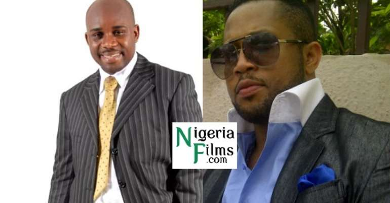 """Producer Teco Benson Hits At Actor Mike Ezuruonye For Absconding From Set –'You Are Unprofessional""""…Teco. """"No, I Was Ill""""…Mike"""