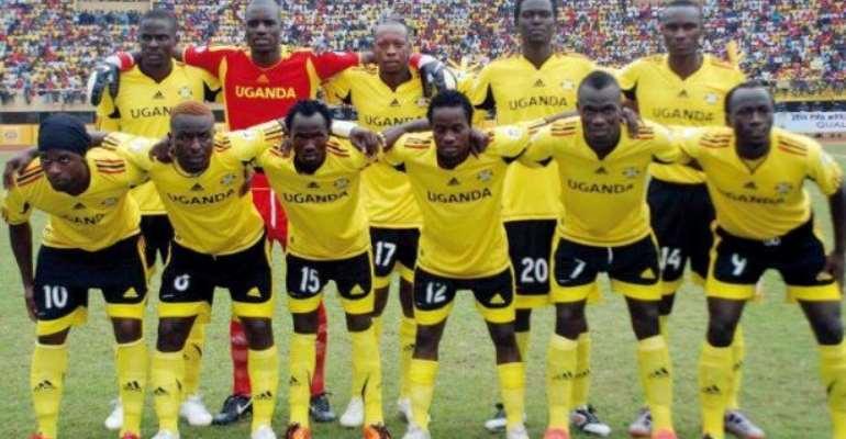 Ugandan star Sekagya backs Cranes to beat Togo in AFCON qualifier
