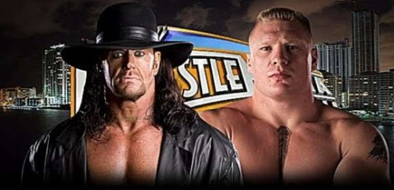 The Undertaker returns to set up Brock Lesnar clash