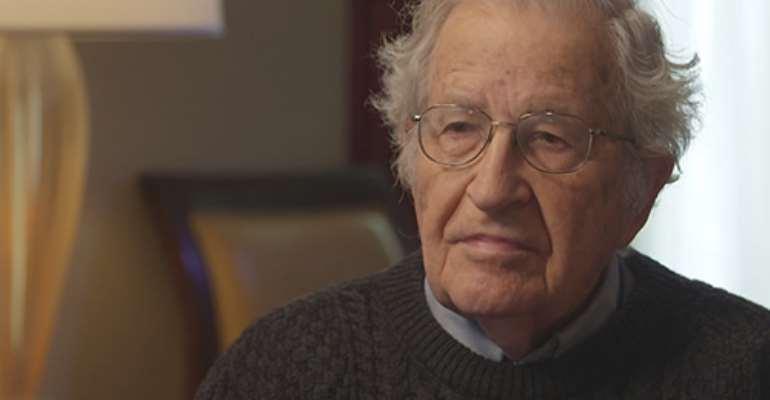 Al Jazeera English's UpFront Interview With Noam Chomsky