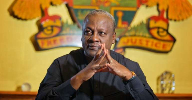 Distributed Dialogues John Mahama Must Have In The Savannah Region: An Open Letter