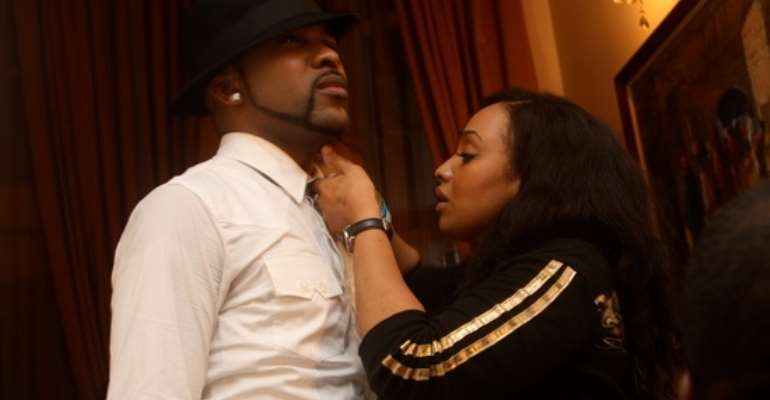 I Am Not Having Any Affair With Banky W.........Producer, Kemi Adetiba