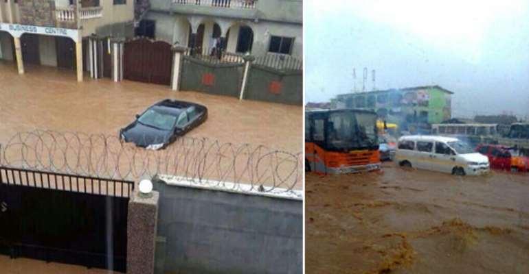 The Flood, I Blame Ghanaian Journalists Too