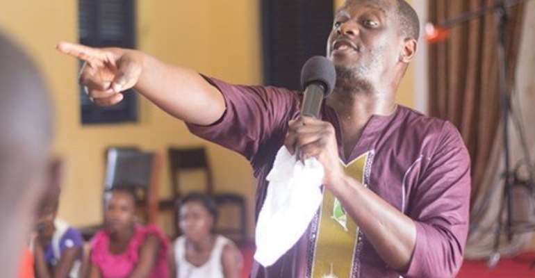 I'm not interested in money from my hiplife songs - Lord Kenya