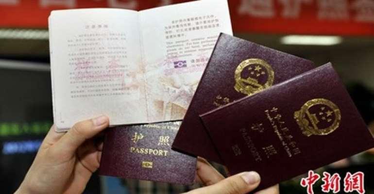 Looming diplomatic feud between Ghana and China as both countries tighten visa controls