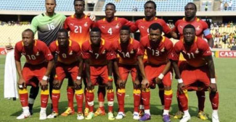 Maintain Your Fighting Spirit—GNPC Urges Black Stars