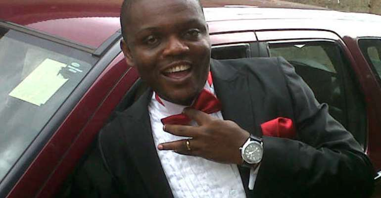 Rise And Rise Of Popular OAP, Comedian, MC Ice Water**Sets To For Centre Stage