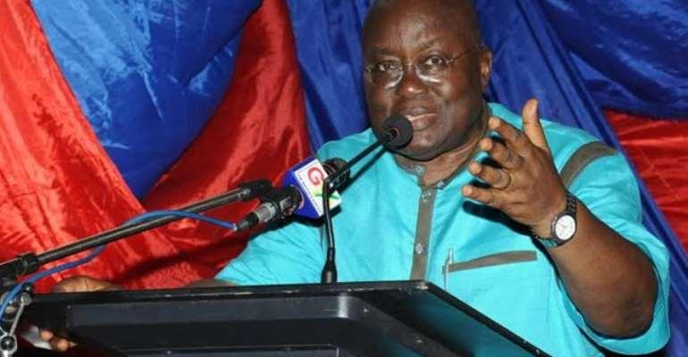 Akufo-Addo calls on Mahama to set up c'ttee to probe police brutality