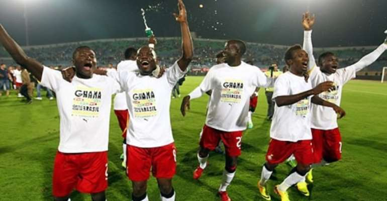 Brazil 2014: Ghana's provisional squad 'leaked'