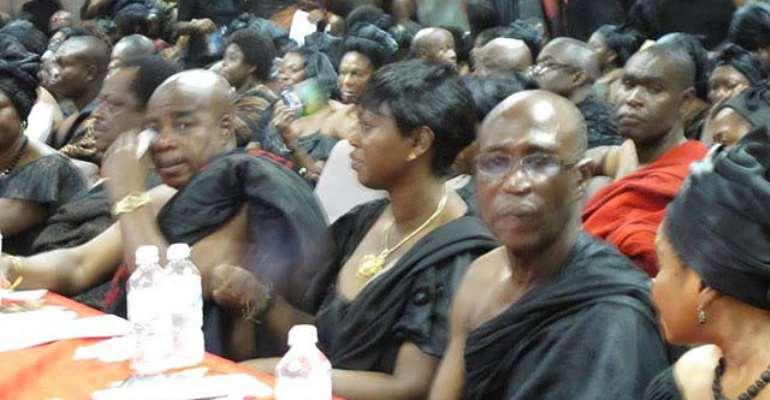 NPP-USA MOURNS THE LATE ARBERT AKWASI OWUSU.