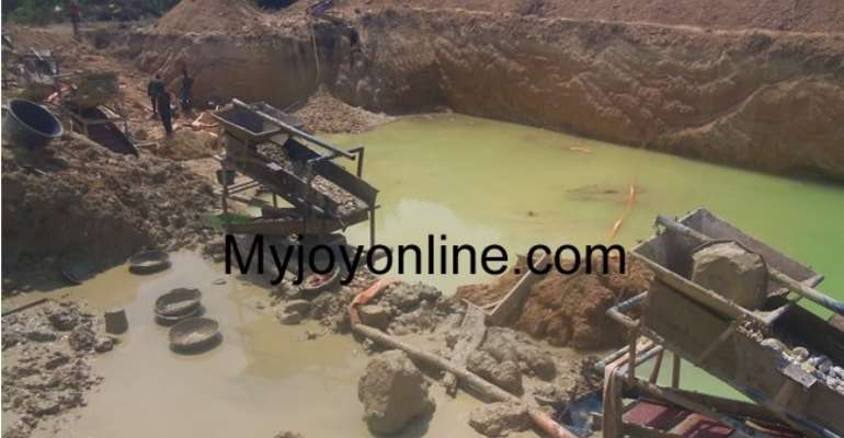 Oweri mine owners petition Ashanti Minister over invasion of mine