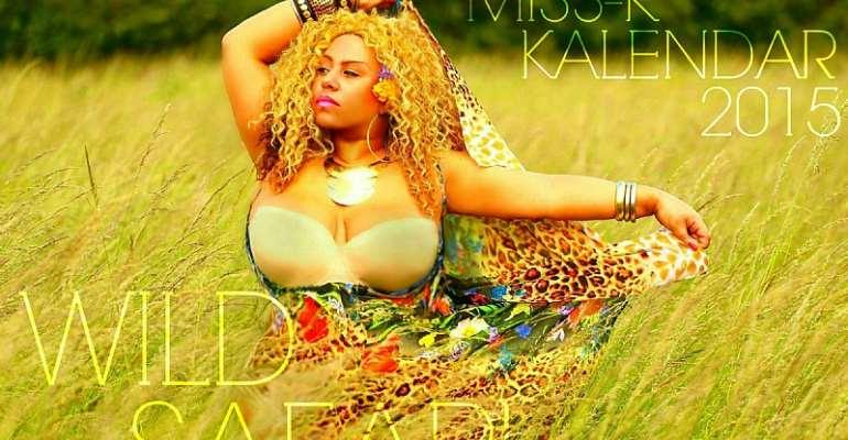 Miss-K whets her fans appetites with sneak peak of Wild Safari