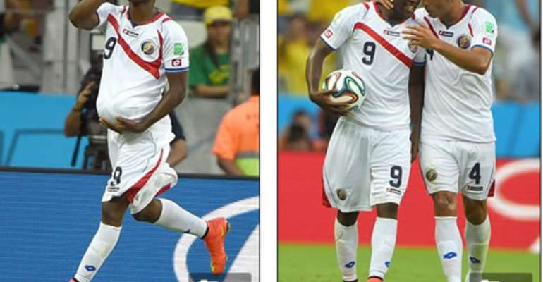 Costa Rica star Joel Campbell will be given chance at Arsenal, confirms Wenger
