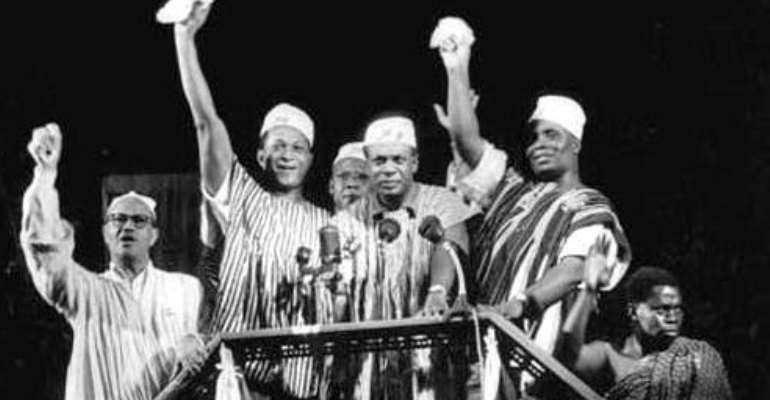 Kwame Nkrumah: The ONE And ONLY Founding Father Of Ghana 2014 Independence Day Special (Part III)