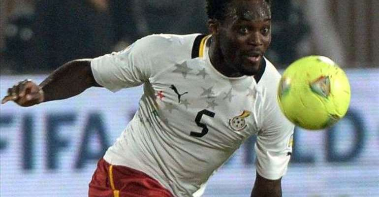Red alert: Essien absent from Ghana training