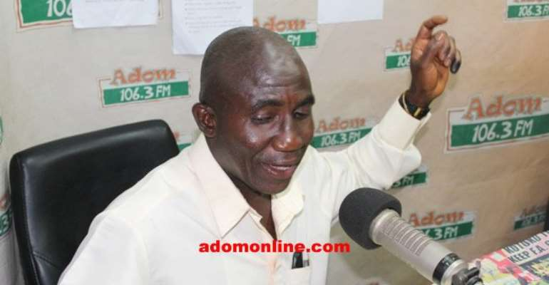 I'm qualified to lead Ghana - George Boateng asserts