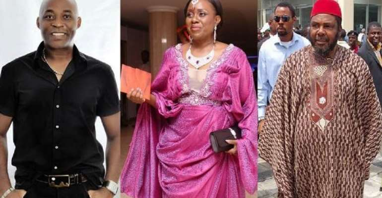 Most Influential & Powerful Nollywood Stars