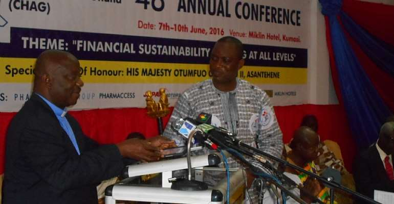 CHAG seeks sustainable Health Funding solutions