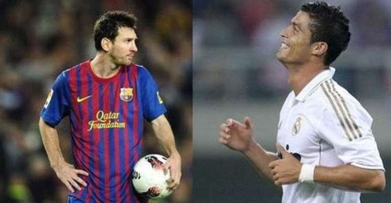 Messi: I'm pleased Ronaldo will be at the World Cup