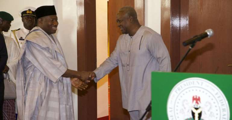 As Jonathan Goes, So Goes Mahama
