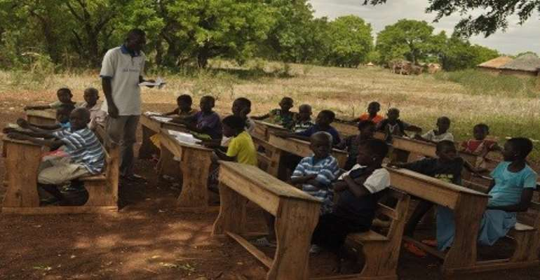 A child in th Northern, four times less likely to attend school- UNICEF