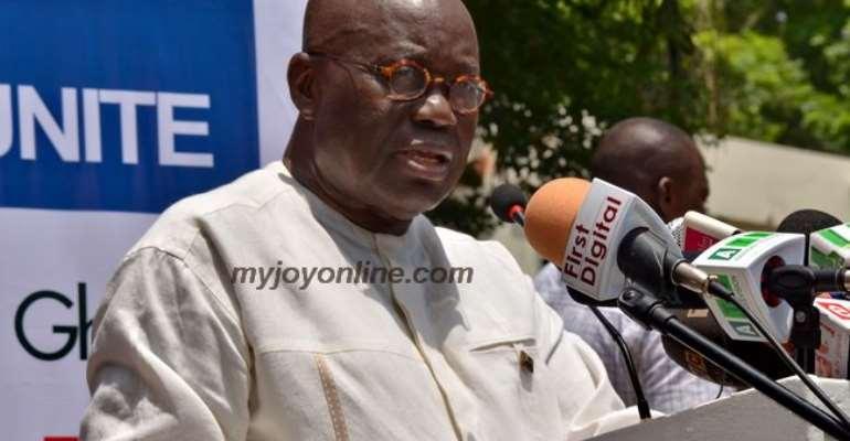 Mahama's gitmo decision illegal- Akufo-Addo