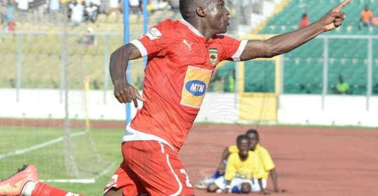 Kotoko: We did not register Ahmed Toure because he is nowhere to be found
