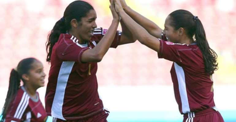 U-17 Women's World Cup: Tactical contrast in semi-final clash