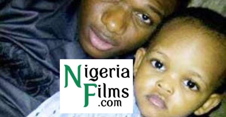 Photo News: Whizkid With Controversial Baby?