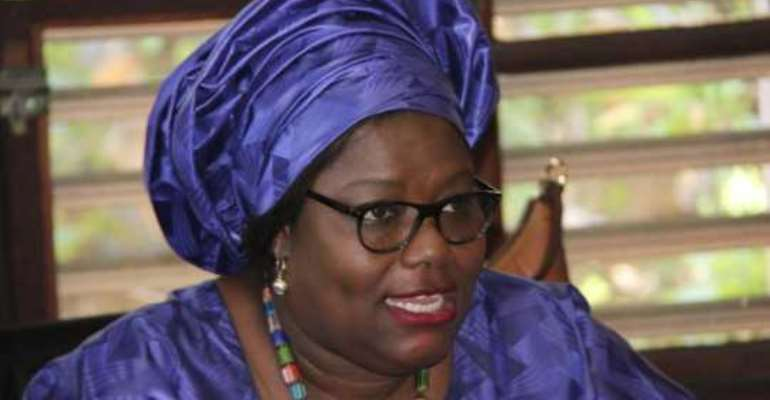 Gender Ministry supports elderly for Homowo festivities