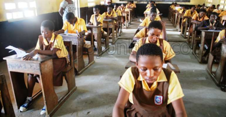 EDUFUND awards 42 brilliant students for excelling in BECE