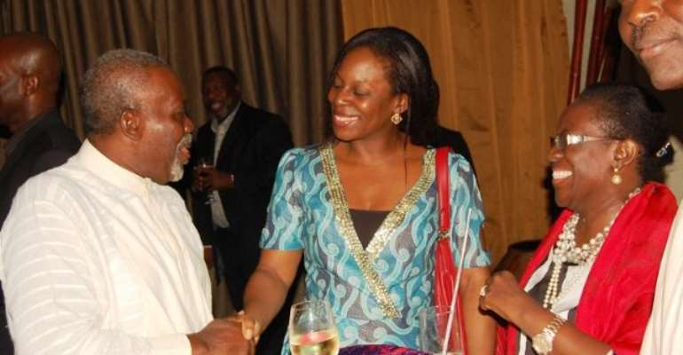 Olu Jacobs, Amaka Igwe, Obi Asika,Others celebrate New DG, National Broadcasting Commission, Emeka Mba.