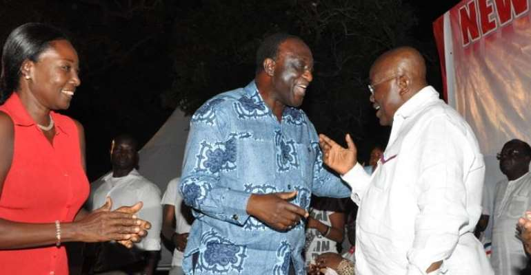 NPP Short Test; Who Stands For What