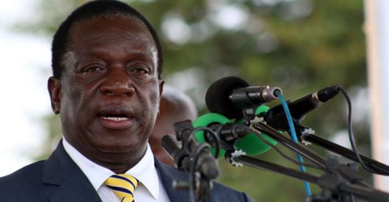 'The Crocodile': Emmerson Mnangagwa, Mugabe's nemesis
