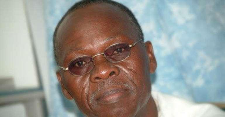 Prof Yartey's death has left big vacuum in Ghana's creative arts - Ebo Whyte