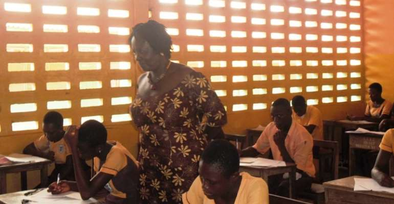 6,990 candidates write BECE in Tema
