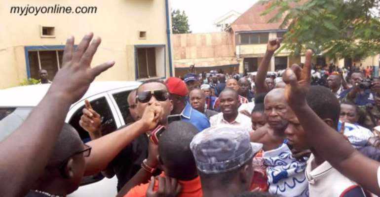 'Chairman Wontumi' granted bail