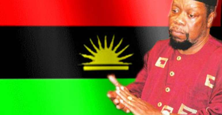 Ojukwu's Interview Just Before Biafra (VIDEO)