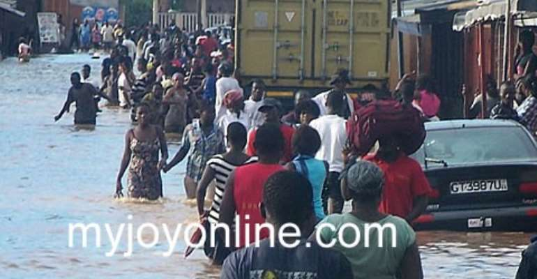 Flood disaster could have been worse - NADMO boss