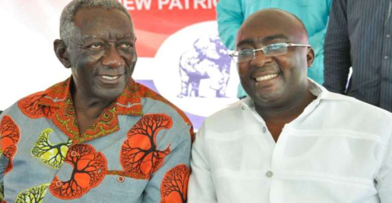 Dr. Bawumia and the NPP Brand