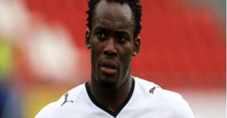 Essien is not using Ghana to revive his career: Nyantakyi