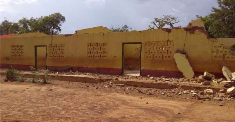 Savelugu Schools Suffer From Rainstorm