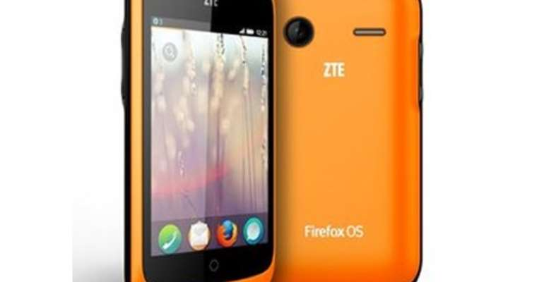 The ZTE Open is one of the first smartphones to rely completely on HTML5 based applications