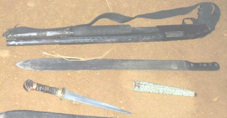 Vigilantes kill two suspected armed robbers